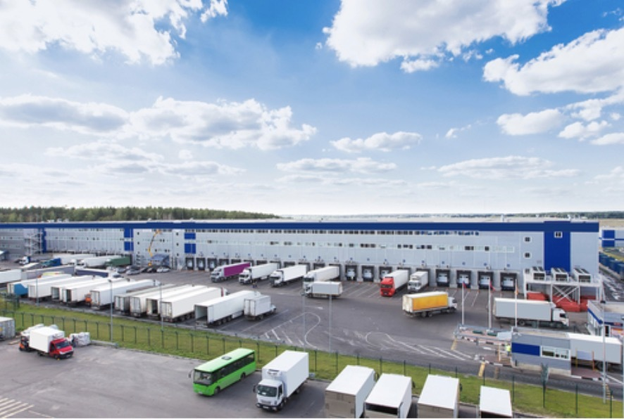 Distribution Center Projects March 2021
