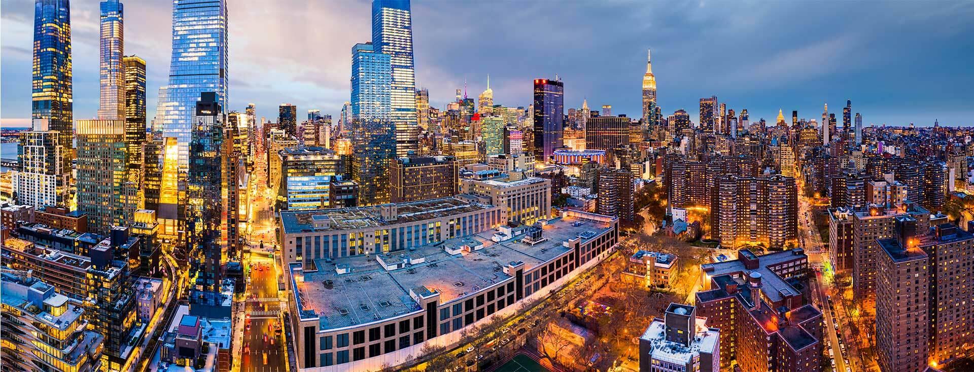 Hudson yards new york